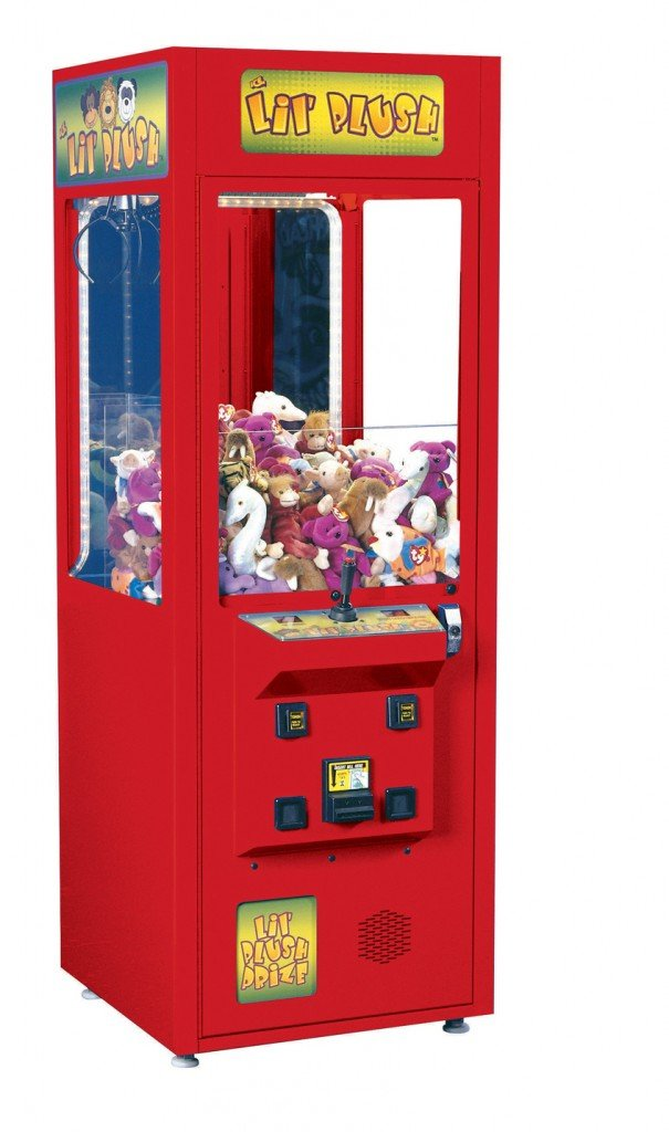 Redemption crane games wanted!