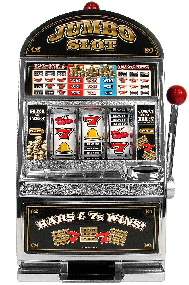 Sell your coin-op slot machine for the most cash at We Buy ...