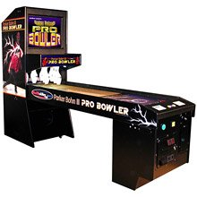 Pro Puck Bowler arcade games Wanted!