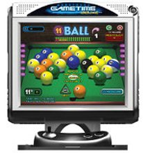 Table Top touch screen arcade game.