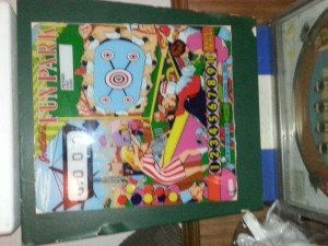 Dead Gottlieb Fun Park Pinball Machine For Sale In