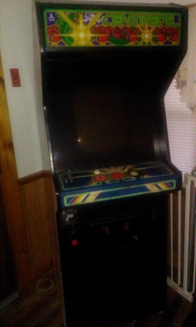 Dead Centipede video arcade game for sale.