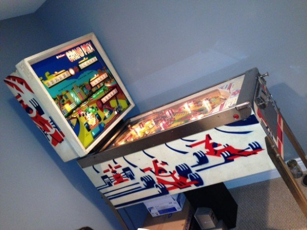 Buy Here Pay Here Huntsville Alabama >> Williams 1976 Grand Prix pinball machine for sale in Rye, NY