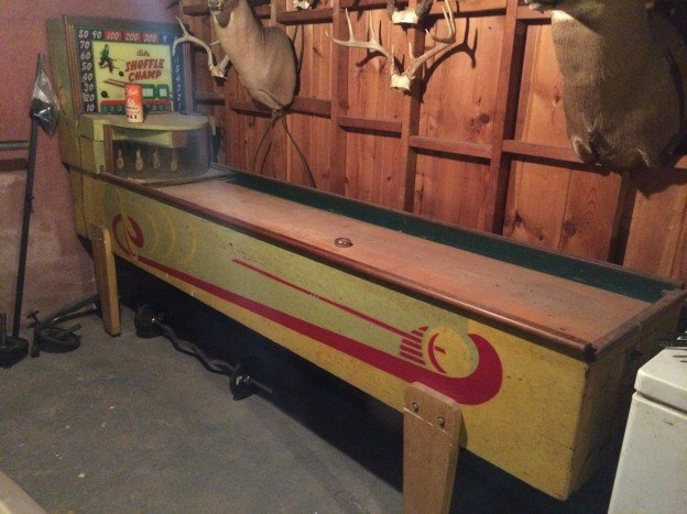 Puck Bowler machine for sale.