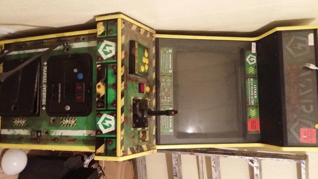 Full game: War final assault video arcade game for sale