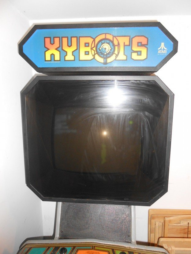 Xybots video arcade game for sale.