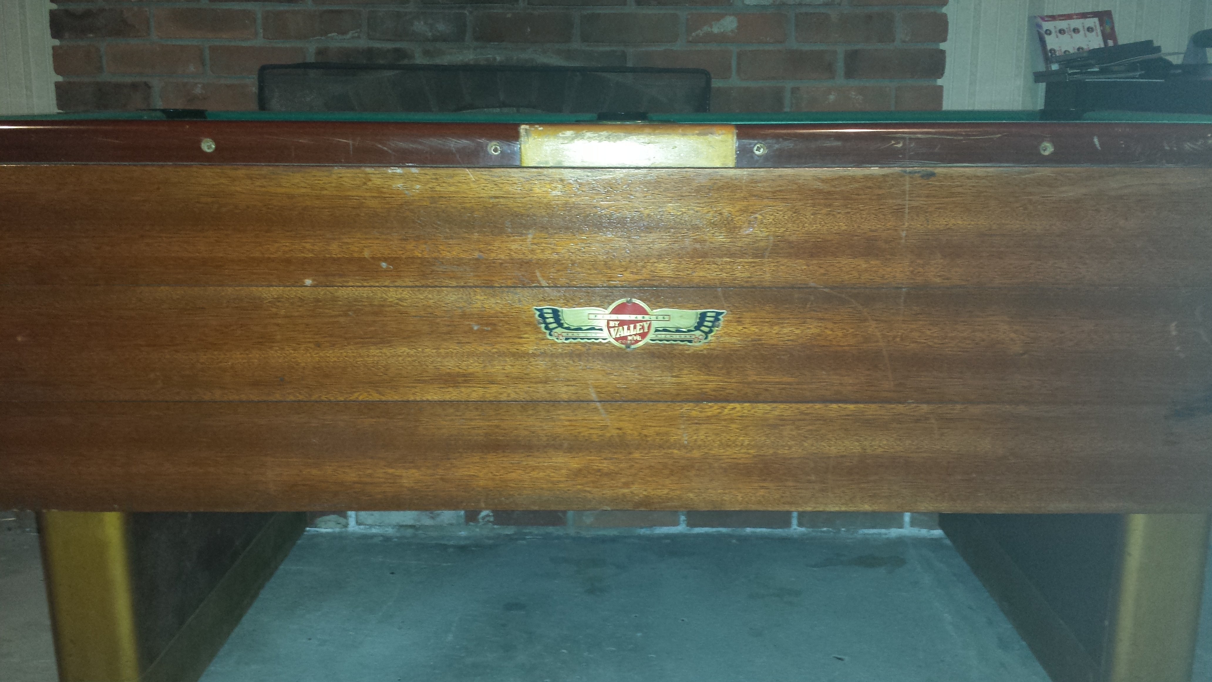 6ft Vally Pool Table For Sale In We Buy Pinball Machines