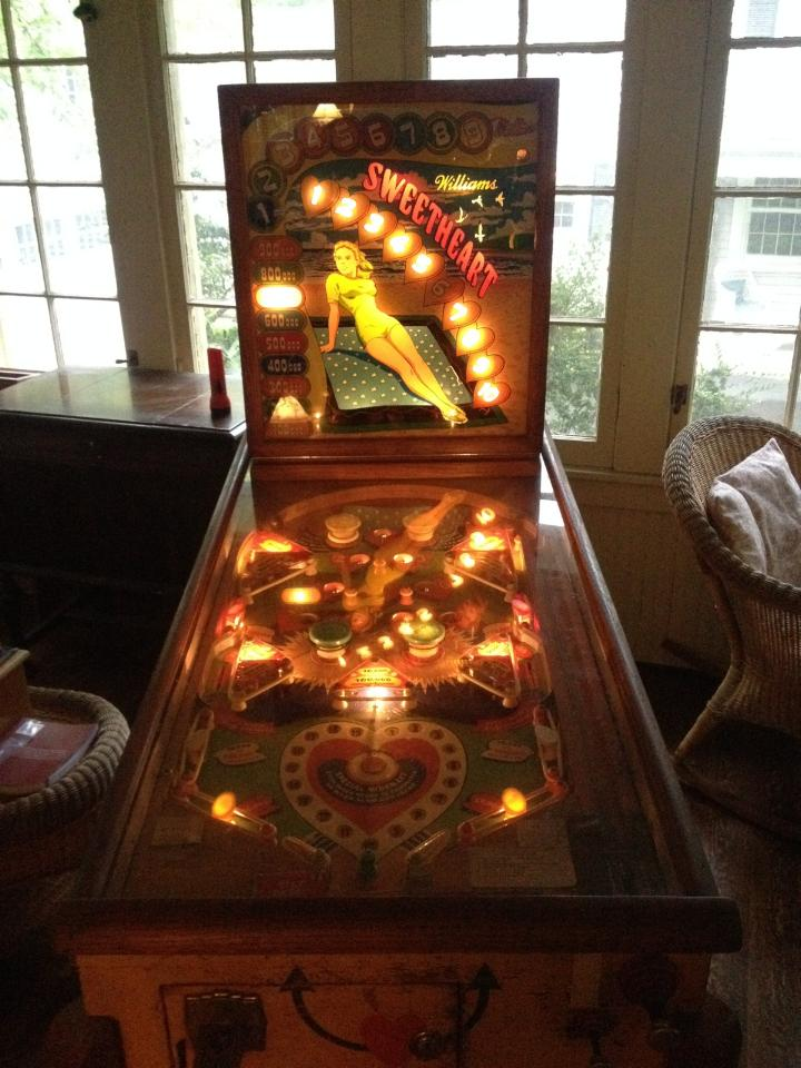 Williams 'Sweetheart' Pinball Machine for sale in ...