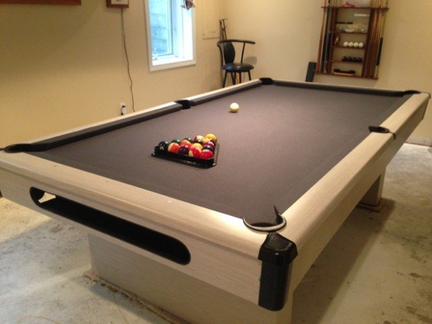 Ashcroft Brunswick Pool Table For Sale In Des Moines IA - 8ft brunswick pool table