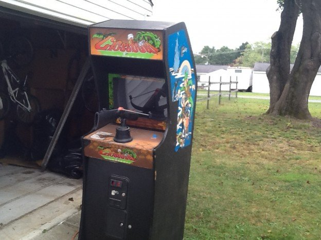 Crossbow video arcade game for sale in Perryville, Maryland