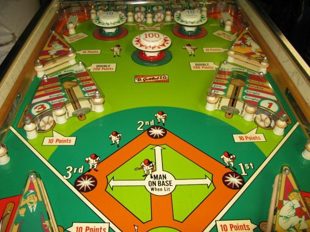 Gottlieb Play Ball pinball machine for sale