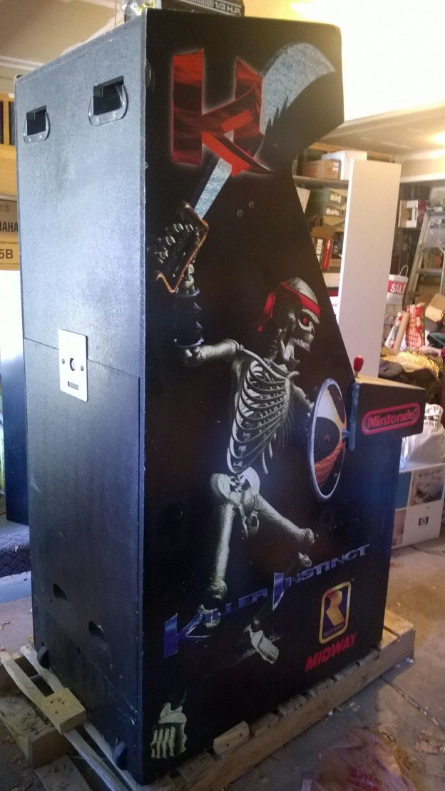 Killer Instinct arcade game for sale in Colorado Springs, CO