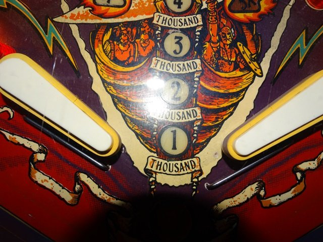 Bally Viking Pinball Machine For Sale In Springfield Il