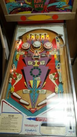 king kool pinball machine.
