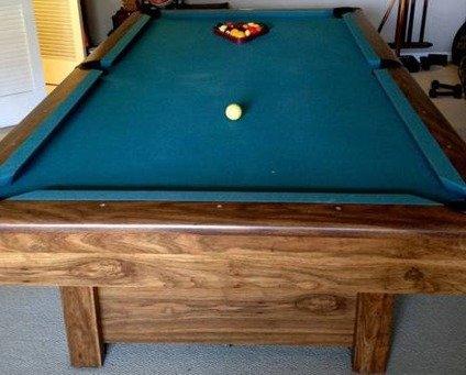 Slate Brunswick Ii For Sale In Des Monies IA - Brunswick bristol ii pool table