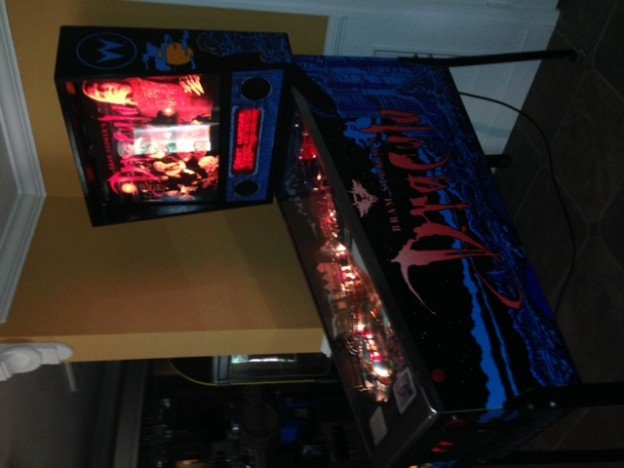 Bram Stokers Dracula pinball machine for sale in Mooresville, North Carolina