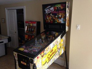 HUO Simpson Pinball Party for sale in Ocean, NJ