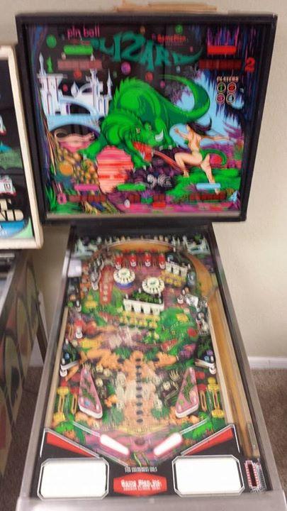 Lizard pinball machine for sale in Park Hills, Missouri
