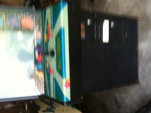 Pac Mania video arcade game for sale