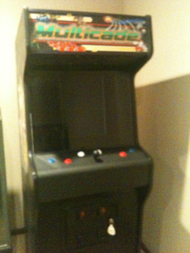 Williams Multigame Multicade arcade game for sale in Wichita