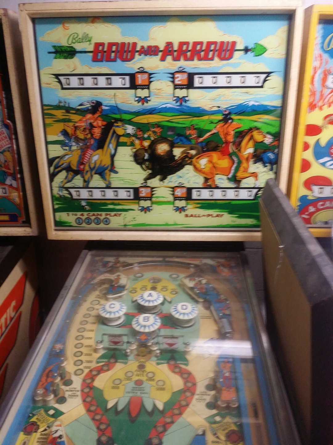 Coin Op Arcade Games For Sale In North Carolina Archives