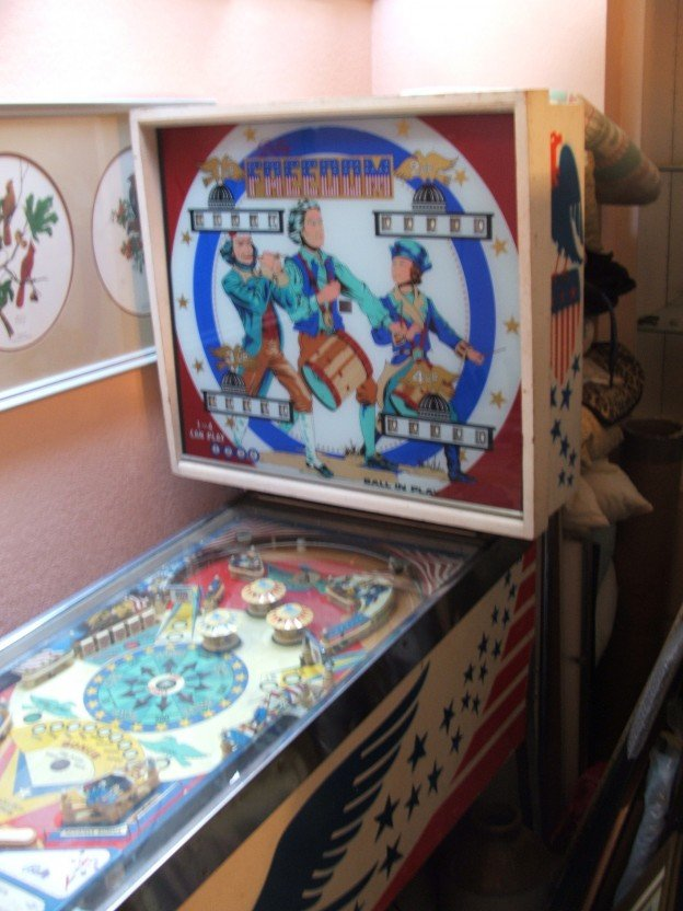 best prices entire collection excellent quality 1976 Bally Freedom pinball machine for sale in Ocala, FL