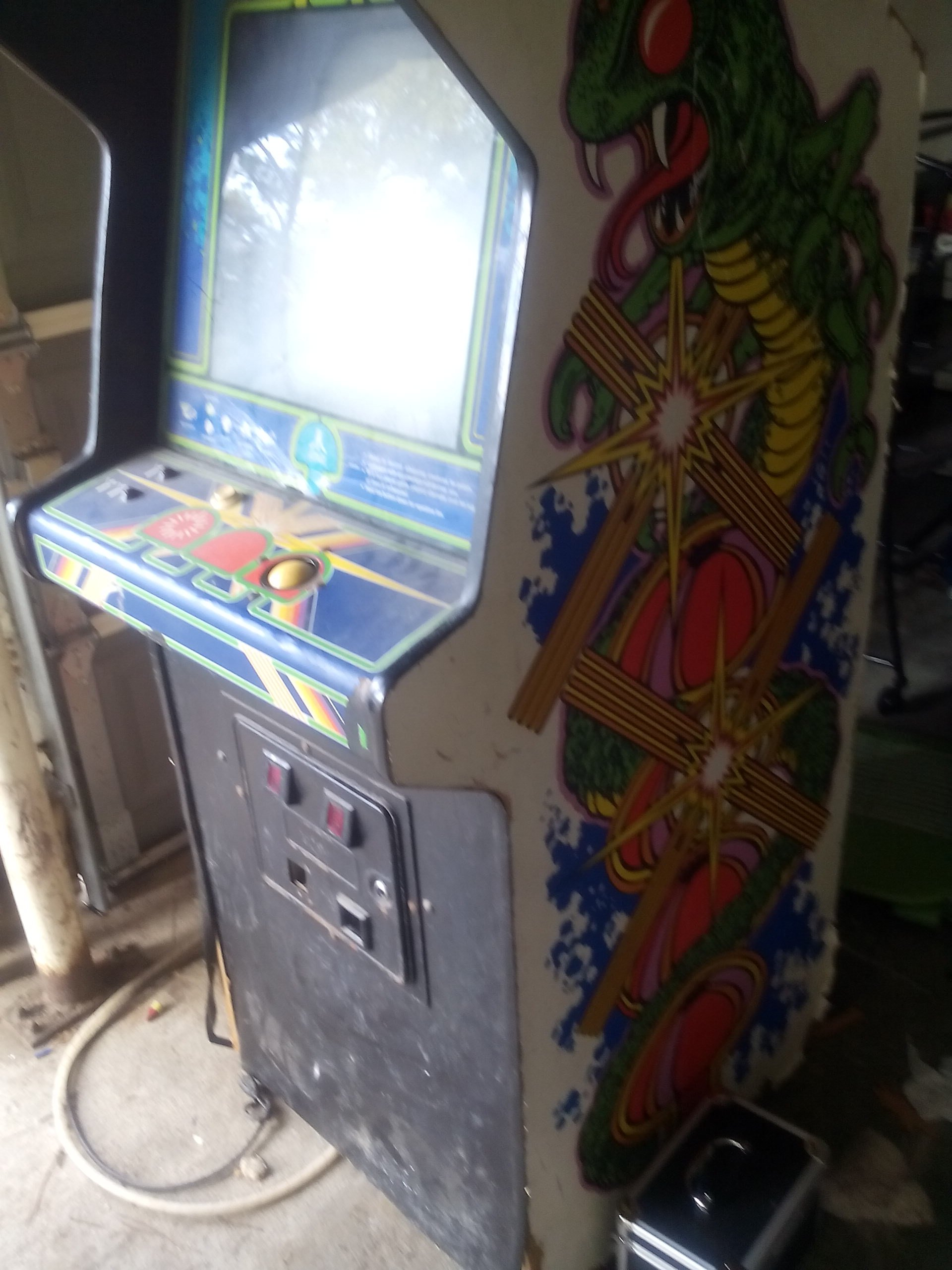 Centipede Video Arcade Game For Sale In Houston Tx