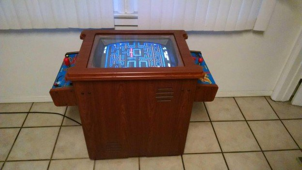Mr/Mrs.Pacman/Galaga video arcade game for sale