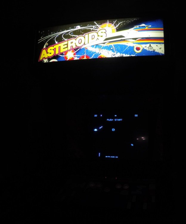 Asteroids video arcade game for sale in Carrollton