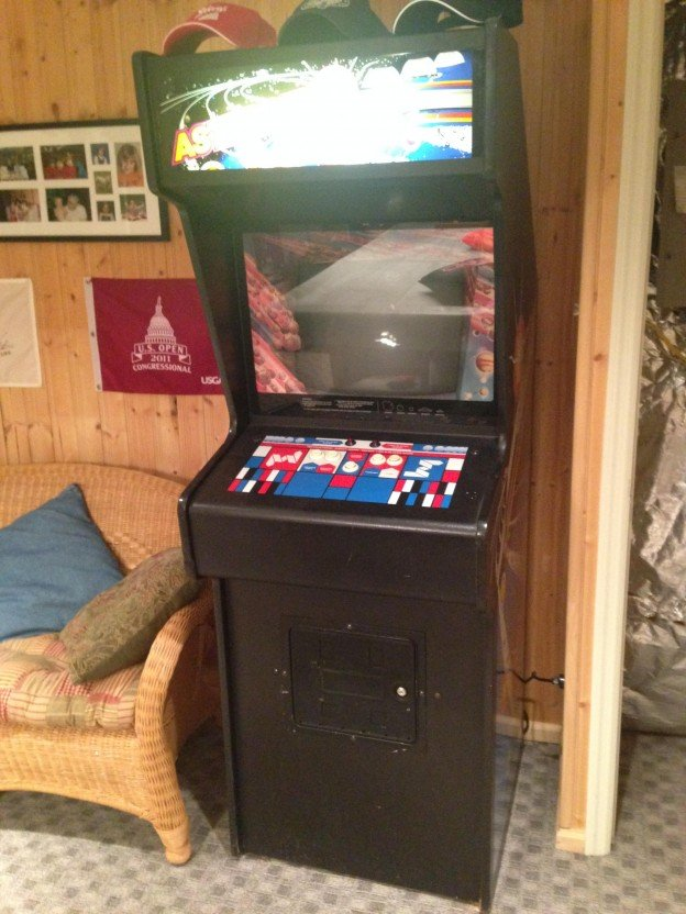 Asteroids video arcade game for sale in Maryland