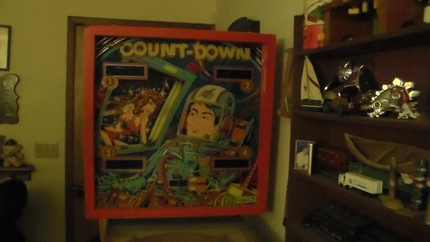 Count Down pinball machine for sale in Dalton Minnesota
