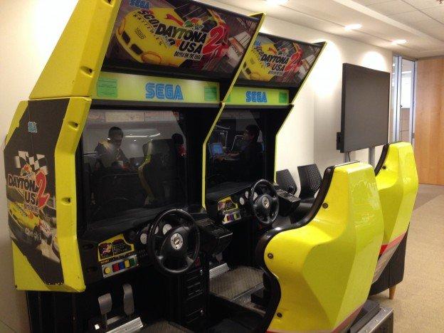 Daytona USA 2 Sit Down video arcade games for sale California