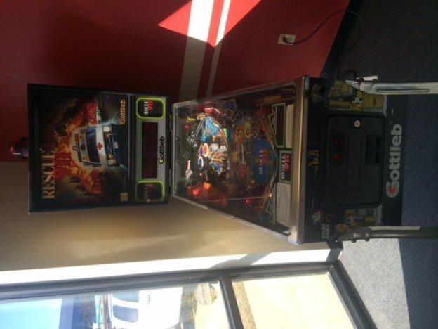 Rescue 911pinball machine for sale in Lexington, Kentucky