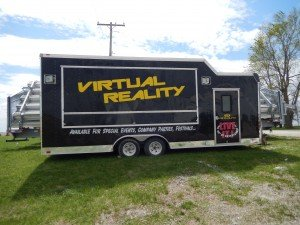 Side of Virtual Reality Trialer